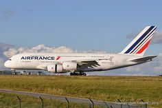 Air France Airbus A 380-800 F-HPJD
