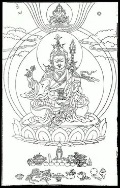 China has been destroying statues of Guru Rinpoche in Tibet. Also known as Padmasambhava, he established Buddhism in Tibet. China has been supporting a vague malevolent entity called Shugden which the Dalai Lama has been warning against its worship.