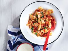 Get down with the delicious bounty fall has to offer. We don't mess around—there are veg chips, savoury soups and a genius sheet pan. Make these recipes. Fish Recipes, Vegetable Recipes, Seafood Recipes, Vegetarian Recipes, Pasta Recipes, Tuna Casserole, Casserole Recipes, Harvest Vegetables Recipe, Tuna Pasta