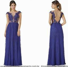 vestido madrinha 2015