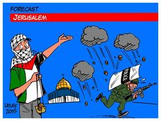 Do You Know The Forecast For Jerusalem? - Carlos Henrique Latuff