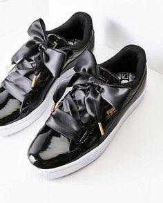 Puma Leather Sneaker.👟✨ Available Size  38 39 40 41 · Sapatilhas PumaDiy  SapatosTênis LindosSapatos FemininosRoupas ... b3f4658b73c06
