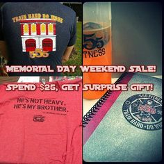 HURRY! ONLY THE FIRST 50 ORDERS @mommaoffinn (aka the real #pipincharge) says the home office needs to be cleaned out again!  And we have decided that since we love honor and appreciate all our service men and women who laid down their lives for freedom that we would have a big pre-summer apparel sale!  Here's the deal.... First 50 orders of AT LEAST $25.00 will get a free item in their shipped goods! Lots of old stuff to move! So you may get lucky.  #RED #RememberEveryoneDeployed…