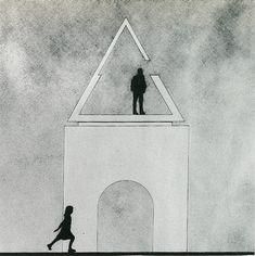 Luca Meda, Aldo Rossi. Casabella 290 1964: 41 | RNDRD