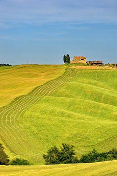 la collina, via Flickr.