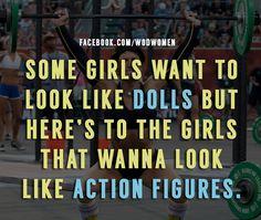 I'll take action figure any day! #wodnation #crossfit #wodnationgeardotcom #crossfitgirls #crossfitter #crossfitlife #crossfitproblems #crossfitchicks #crossfitmotivation #crossfitwod #liftingheavy #liftingladies #liftingislife #liftingheavyshit #wod #fitnessfreak
