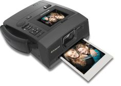 Amazon.com : Polaroid Z340 Instant Digital Camera with ZINK (Zero Ink) Printing Technology : Point And Shoot Digital Cameras : Camera & Phot...