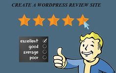 A Definitive Guide to Creating a #WordPress Review Site: A review posted on your WordPress site can do wonders in exposing your business to a wider customer base. Also, reviews can influence your search engine rankings and help your website visitors gain trust in your business. Writing reviews isn't a new concept and rather has been omnipresent as the part of blogging experience since the very beginning.