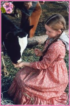 Laura Ingalls ~ Little House on the Prairie