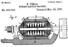 electric generator blue prints | Tesla Generator Blueprints - Nikola Tesla Plans Uncovered