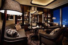 "The Ritz-Carlton, Tokyo ""Club Lounge"" [10]"