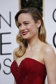 Brie Larson  #BrieLarson Golden Globe Awards in Beverly Hills 08/01/2017 Celebstills B Brie Larson