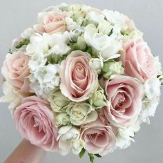 You don't even have to await a wedding! The wedding is a particular occasion for each of our lives. As weddings are about the most effective bridal bouquet, given here are a few lily arrangements for the exact same. Small Wedding Bouquets, Rose Wedding Bouquet, Bride Bouquets, Bridal Flowers, Bridesmaid Bouquet, Floral Wedding, Pink Rose Bouquet, Sleeping Beauty Wedding, Wood Flower Bouquet