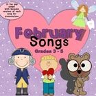 This is a package of 10 original, catchy pop songs suitable for upper elementary students. The album includes songs about Valentine's Day, Groundho...
