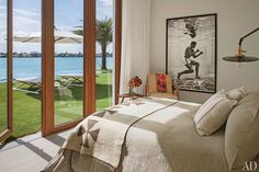 Kelly Klein's Palm Beach Home Photos | Architectural Digest