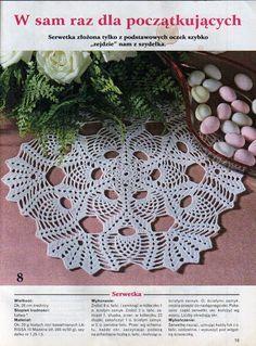 Photo from album on Yandex. Crochet Doily Diagram, Crochet Doilies, Crochet Hats, Christmas Wreaths, Crochet Earrings, Arts And Crafts, Yandex Disk, Album, Holiday Decor