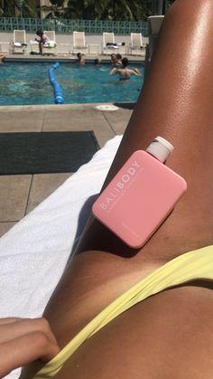 Bikini Tan Lines, Tan Bikini, Black Bikini, Tanning Tips, Sun Tanning, Summer In A Bottle, Tan Tattoo, Tanning Cream, Best Tan