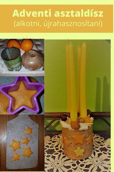 Advent, Diy, Home Decor, Decoration Home, Bricolage, Room Decor, Do It Yourself, Home Interior Design, Homemade