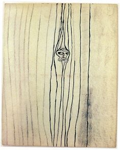 Louise Bourgeois - Untitled (1950)