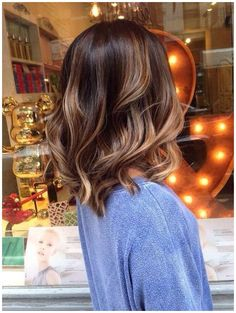 #ShortHair #WavyHair #Hairstyles Pretty Hairstyle For Thin Wavy Hair noahxnw.tumblr.co..., click now to see more...