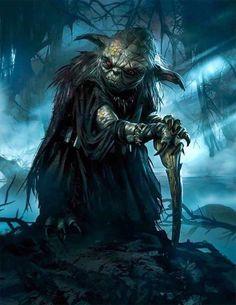 Dark Side Of Yoda