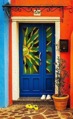 ❤ this door 🚪 #bravahomedecor