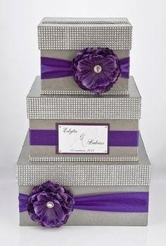 Wedding Card Box Money Box Wedding Gift Card Money Box - Custom Made ...