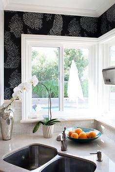 marble kitchen countertops glass backsplash