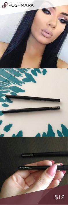 Two MAC black Eyeliner 🎀 Brand new Two MAC black Eyeliner 🎀 Brand new 🎀Never used MAC Cosmetics Makeup Eyeliner
