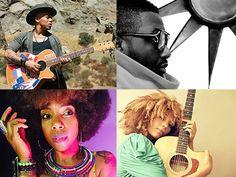 An Evening of Acoustic Soul featuring Cleveland P. Jones, Maleke O'Ney, Kameron Corvet and Leaf Newman - 1/17