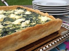 Quiche de espinacas y queso | Blog de BabyCenter