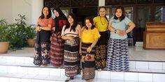 Selasa Tenun  #tenunikatntt Kimono Top, Tops, Women, Fashion, Moda, Fashion Styles, Fashion Illustrations, Woman