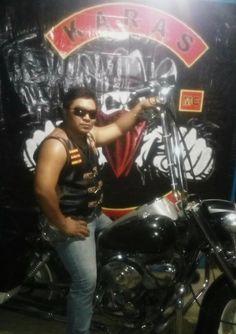 The El Presidente of KARAS MC