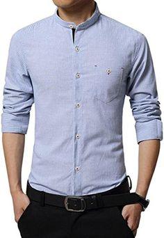 Stylish Shirts, Casual Shirts For Men, Men Casual, Indian Men Fashion, Mens Fashion, Diy Clothes And Shoes, Mens Kurta Designs, Men Formal, Shirt Style