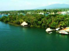 Rio dulce, Izabal Guatemala.