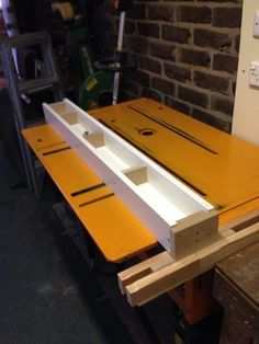 Picture of DIY Table Saw Rip Fence