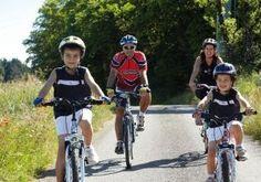 Biking is a leisure in Luxembourg