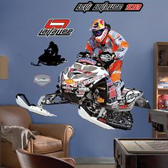 Levi LaVallee - Conner wants this for his room!