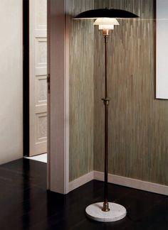 SCANDINAVIAN COLLECTORS — POUL HENNINGSEN, Floor lamp model No. PH 5/3...