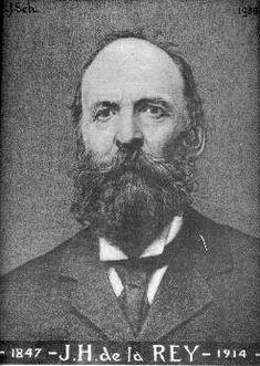 Generaal J.H. de la Rey - Boereleier in die Anglo-boere oorlog.