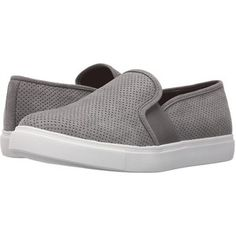 6385ef8a764 Steve Madden Evangel (Grey) Women s Slip on Shoes