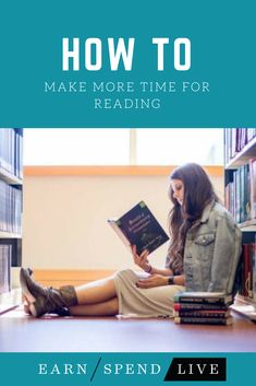 How to Make More Time for Reading Between working or going to school full-time, maintaining a social life, and keeping your pet alive, it can be hard to find time for the things we love, like reading. Here's how to make reading more of a priority. Hobbies To Take Up, Hobbies That Make Money, Great Hobbies, New Things To Learn, Hobbies For Adults, Hobbies For Women, Rc Hobbies, Sculpting Classes, Hobby Kids Games