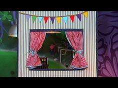 Passo a passo: teatro de fantoches para ter em casa - Dicas - Casa GNT
