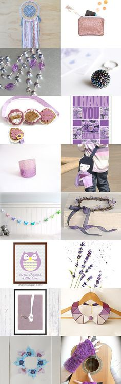 The Scent of Lavender by Anita T. on Etsy--Pinned with TreasuryPin.com