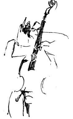 René Chabriere  ( the musician Hélène Labarrière  -  Avignon)