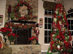 Deco Mesh Decorations
