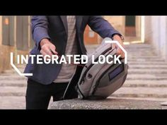 Lifepack - Solar Powered & Anti-Theft Backpack » Review