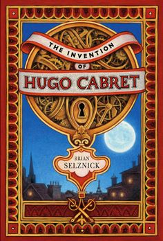 Hugo Cabret, Brian Selznick. A book in words & pictures. Loved the movie, but the book is soo much more exciting!