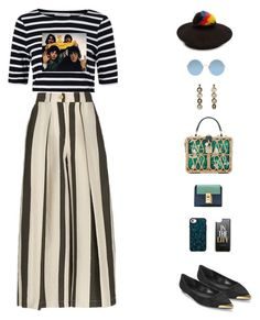 """""""The Mad Hatter V"""" by sol4nge ❤ liked on Polyvore featuring John Lewis, Alexander McQueen, Sunday Somewhere, Eugenia Kim, Etienne Deroeux, Submarine, Lele Sadoughi, Dolce&Gabbana, Casetify and CITYSHOP"""