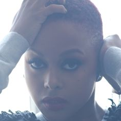 My Hair Inspiration to return back to natural- Chrisette Michelle